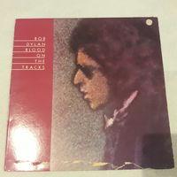 BOB DYLAN - 1974 - BLOOD ON THE TRACKS, (UK), LP
