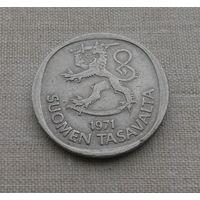 Финляндия, 1 марка 1971 г.