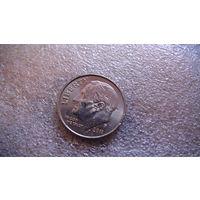 10 центов сша 2011 Р распродажа