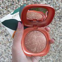 Бронзер Kiko Sicilian Notes Baked Bronzer 02 Bronze Melange