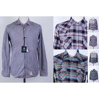 Стильные рубашки итальянских брендов FRED MELLO, DIESEL, 100 % оригинальные