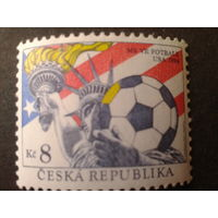 Чехия 1994 футбол