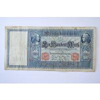 100 марок 1910 год.