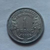 1 франк, Франция 1959 г.