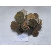 Россия молодая 1992-1996 - 38 монет