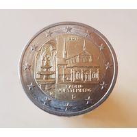 2 евро Германия 2013 J Федеральные земли Баден Вюрттенберг