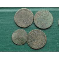 Монеты лот w54