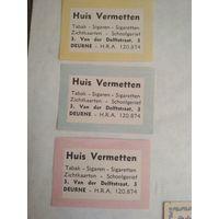 Спичечные этикетки Германия