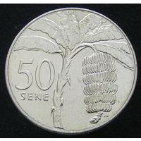 Западное Самоа 50 сене 2000 (160)