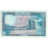 Ливан, 100 ливров 1964-1988 год.