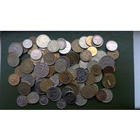 103 монеты РОССИИ без повторов,список внутри.