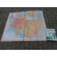 """Карта """" Грамадзянская вайна"""""""