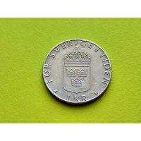 Швеция. 1 крона 1981.