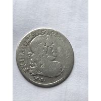 6 грошей  1681 - с 1 рубля.