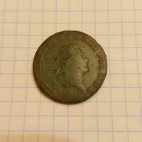 3 гроша 1791 г Панят.