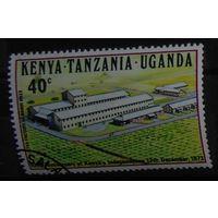 Кения 1973 год. 10 Лет Независимости Кении. Центральный Госпиталь
