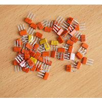Транзисторы серии КТ