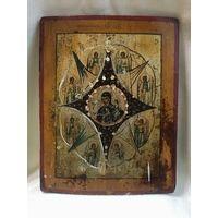 Икона Неопалимая Купина 37/29 см.