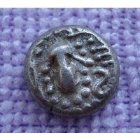 Северная Индия (Афганистан). Индо-Сасаниды. Gadhaiya Paisa. Драхма. 9-11 век н.э. - 8