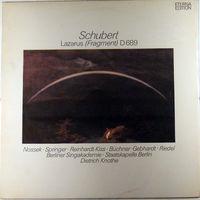 Франц Шуберт, Schubert, Lazarus (Fragment) D689, LP 1978