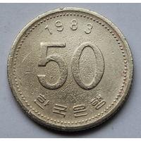 Южная Корея, 50 вон 1983 г.