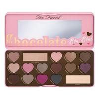 Too Faced Chocolate Bonbons шоколадная палетка теней