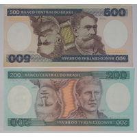 Бразилия 200 и 500