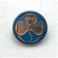 Женский скаутский знак, США