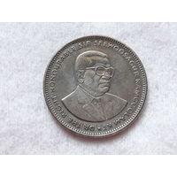 Маврикий 1 рупия. 2007 год. KM# 55