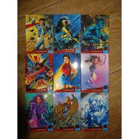 Коллекционные карточки. Супергерои. 70 карточек