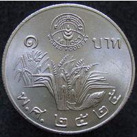 Таиланд 1 бат 1982 ФАО (449)