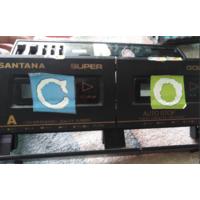 Панель магнитолы-двухкассетника SANTANA.