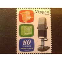 Япония 2001 микрофон, камера, монитор
