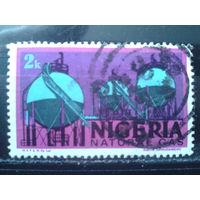 Нигерия 1973 Стандарт 2 кобо