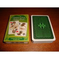 Игральные карты Новый стиль, 55 листов, Австрия, КАЧЕСТВО !!!