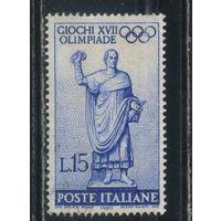 Италия Респ 1960 Олимпиада в Риме Римский консул #1066*
