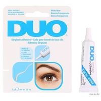 Клей для ресниц DUO White/clear 7 gr