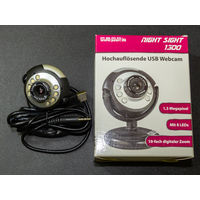 Веб-камера с подсветкой. Новое