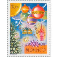 Монако. Рождество. 1985 год**
