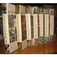 Жизнь растений. Энциклопедия в 6 томах (7 книг)