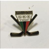 Официальный значок ХК ГКС (женской команды) Тыхы Польша