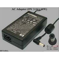 Блок питания HP P/N F1454A AC Adapter 60Watt 19V 3.16A (5.5x2.5mm)(зарядка)