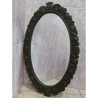 Зеркало овальное настенное 1979 г