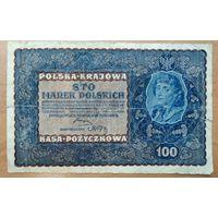 100 марок 1919 года - Польша