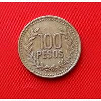 23-20 Колумбия, 100 песо 1995 г.