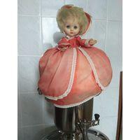 Кукла для трактирного самовара
