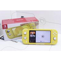 """5.5"""" Игровая консоль Nintendo Switch Lite Yellow. Гарантия"""