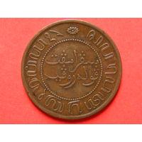 2 1/2 цента 1899 года Голландская Индия