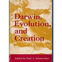 Darwin, Evolution and Creation (Дарвин, эволюция и творчество). Книга на английском языке