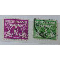 Летящий голубь. Нидерланды. Дата выпуска:1924-1926 гг